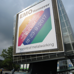 EMO Hannover 2017 展示会①