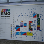 EMO Hannover 2017 展示会②