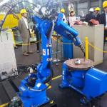 ものづくりと国際ロボット展2017
