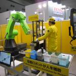 【ロボット展】安川電機