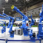 【ロボット展】MUJIN