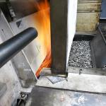 金属の熱処理の話